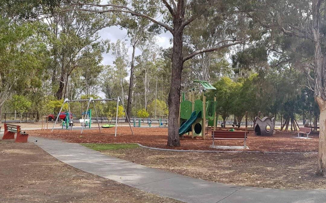 Rotary Park Upgrade