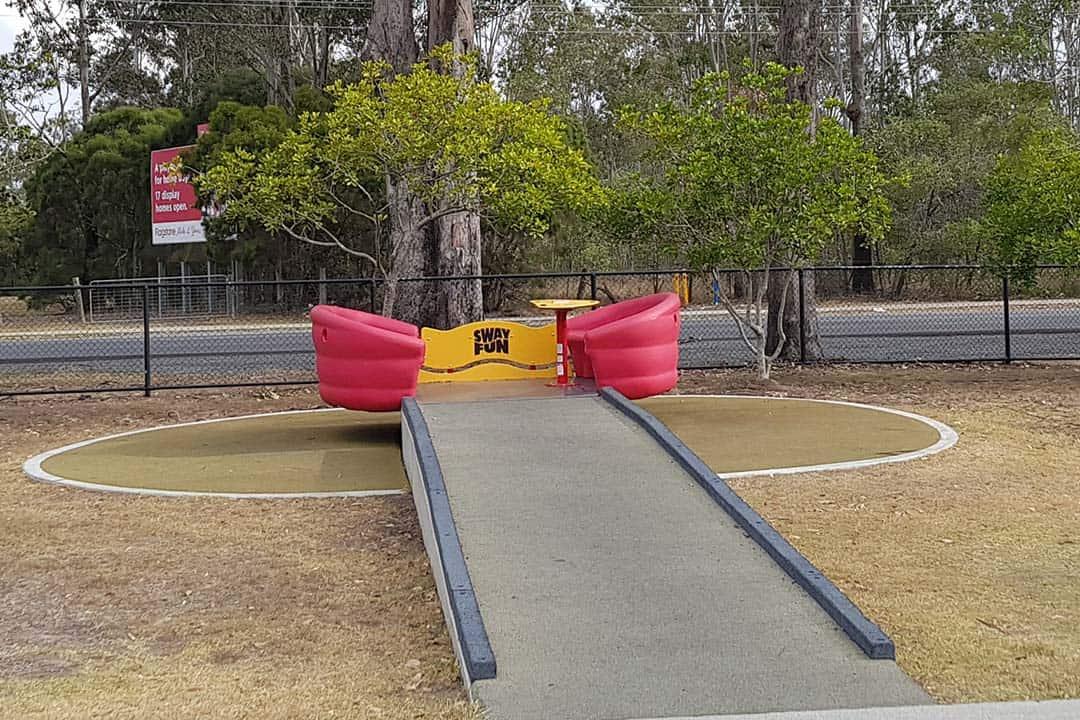 Wheelchair Friendly Park Jimboomba