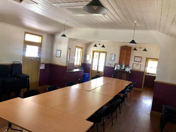 Dorrington House Meeting Room