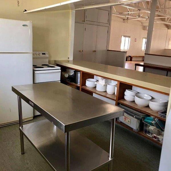 Jimboomba Hall Kitchen