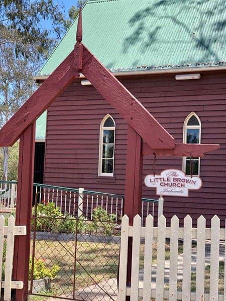 Jimboomba church wedding venue