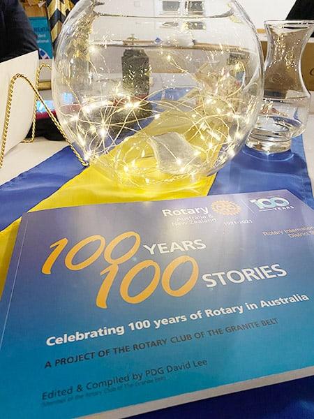 100 years of Rotary