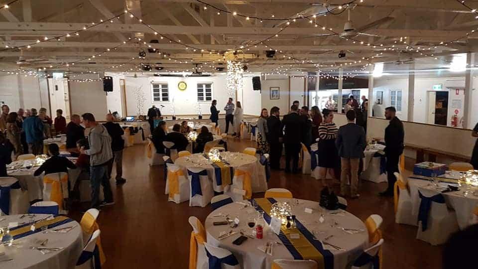2021 Rotary Changeover Dinner