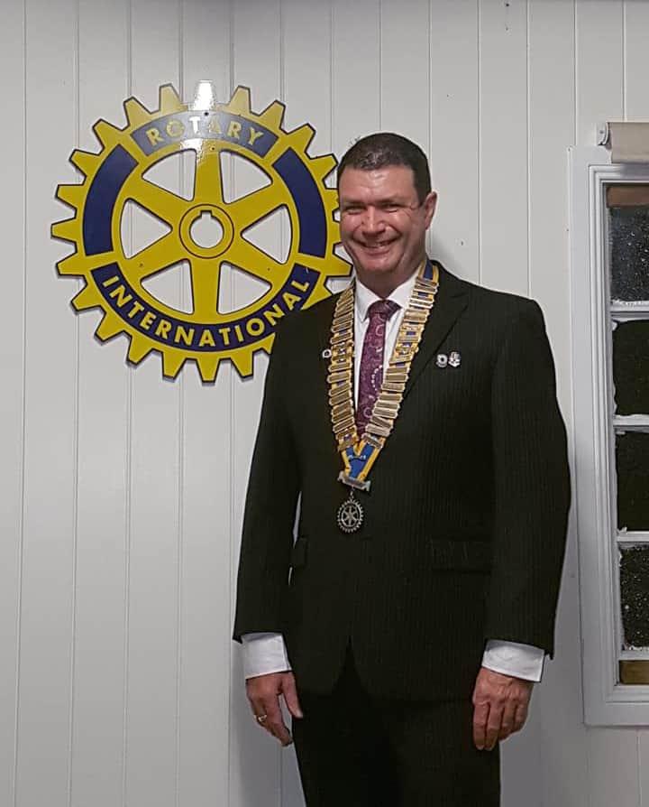 Andrew Lowry - President
